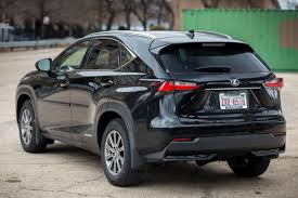 lexus suvs 2017 2017 lexus nx 300h our review cars com