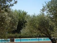chambre d hote cairanne location provence à l ombre des oliviers avec à cairanne