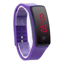 bracelet watches led images Fashion led bracelet digital watches unisex sports wristwatch jpg
