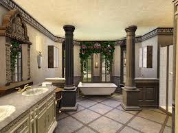Sims 3 Bathroom Ideas Pretty Bathroom For Sims 3 Sims 3 Homes Pinterest Sims