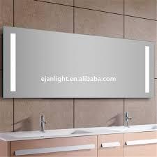 Backlit Bathroom Mirror by Cheap Frameless Mirror Wall Mirrors Cheap Bathroom Mirrors Lowes