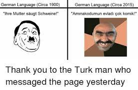 German Language Meme - german language circa 1900 ihre mutter saugt schweine german