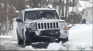 jeep commander silver car insurance scam update silver jeep towed to ratchet u0027s house