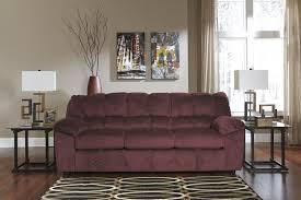 Burgundy Living Room Set Julson Burgundy Living Room Set Furniture