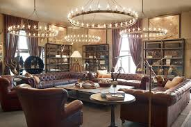 Restoration Hardware Kensington Leather Sofa Restoration Hardware Leather Living Room U2013 Interior Decoration Ideas