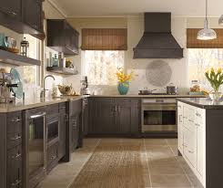 Shaker Style Kitchen Cabinets Manufacturers Knotty Alder Kitchen Cabinets In Natural Finish Kitchen Craft