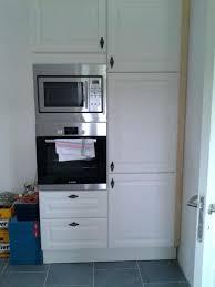 meuble four cuisine colonne de cuisine pour four encastrable armoire colonne pour four
