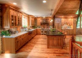 crown point kitchen cabinets timber frame home craftsman kitchen cabinets by crown point log