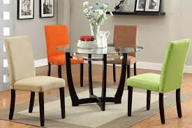 glass dining room table set small glass dining table and 4 chairs small glass dining and 4