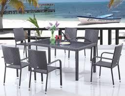Tropicana Outdoor Furniture by Mandy Dining Set U2013 Tropicana Living