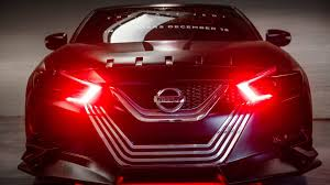 2018 nissan maxima star wars themed nissans for 2017 los angeles auto show motor1