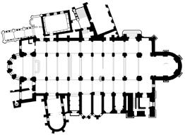 Cathedral Floor Plan Cathedrals In Lorraine The Three Bishoprics