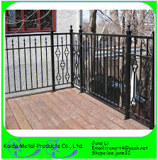Iron Grill Design For Stairs Home Garden Outdoor Cast Iron Used Metal Portable Stairs Grill