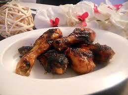 cuisine thailandaise recette recette de pilons de poulet sauce pad thaï