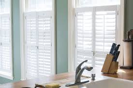 Kitchen Shutter Blinds Residential Custom Blinds U0026 Shutters In Kitchener Waterloo Kw Blinds