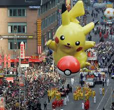 an unbaised list of the best thanksgiving day parade ballons