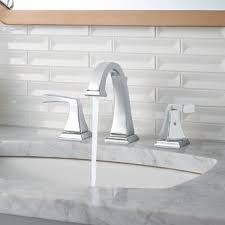 cheap bathroom sink faucets chrome sink faucets you ll love wayfair