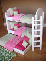 Doll Bunk Bed Plans American Bunk Bed Plans Learn How Sepala