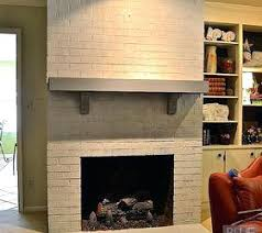 paint colors for fireplace mantels awesome ideas about painted