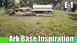 ark house designs ark survival evolved house design e1 youtube