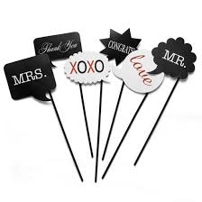 photo booth accessories word photo booth prop set photo booth props couplesoncakes