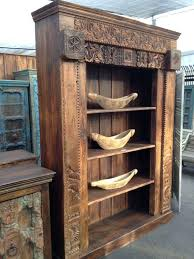 Sliding Door Bookcase Bookcase Teak Wood Bookcase Teak Wood Sliding Door Bookcase Teak