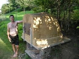 How To Build A Backyard Pizza Oven by How To Build A Pizza Oven 9 Steps With Pictures