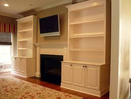 Built In Bookshelves Around Fireplace by Accessories 20 Interesting Images Diy Built In Bookshelves Around