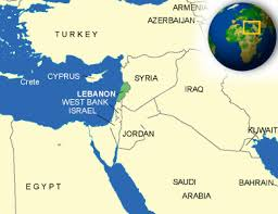 Syria On World Map by How Syrian Refugees Are Affecting The Development Of Lebanon