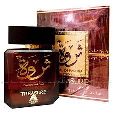 Parfum Treasure treasure by oud al anfar halal fragrance attar edp spray perfume