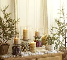 Pottery Barn Christmas Decor Ideas by Sugared Cranberry Vase Filler Pottery Barn