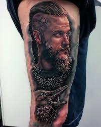 25 melhores ideias de ragnar tattoo no pinterest ragnar