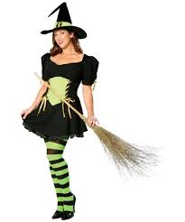 Plus Size Halloween Costumes For Women The Emerald Witch Plus Size Halloween Costume Women Costumes
