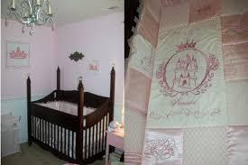 Girly Crib Bedding View Baby S Pink Nursery Ideas