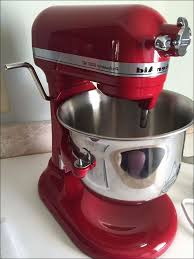 Kitchen Aid Accessories by Kitchen Kitchenaid 5 Quart Bowl Lift Stand Mixer Kitchenaid
