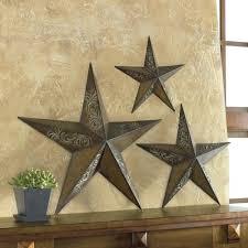 star decor for home large metal star wall decor simple 24 large metal tin barn star
