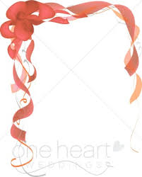 decorative ribbons decorative ribbon in with bow ribbon borders