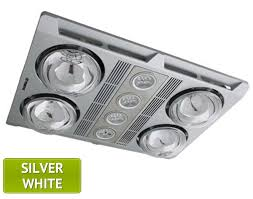 3 In 1 Bathroom Light Martec Profile Plus 4 Bathroom 3 In 1 Exhaust Universal