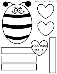 bee craft template images reverse search