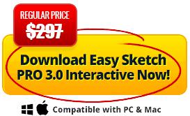 easy sketch pro 3 0
