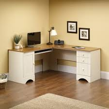 L Shaped Computer Desk White L Shaped Computer Desk Storage Home And Garden Decor