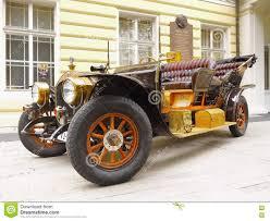 prague car vintage car retro vehicle editorial stock photo image 75550578