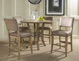 hillsdale cameron dining table astounding round counter height table set images best image engine