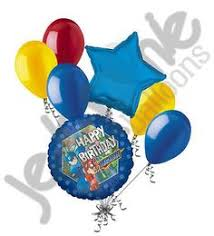 birthday balloons for men rockman corner mega balloons and party favors from betallic