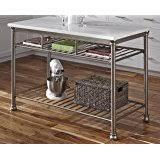 home styles the orleans kitchen island amazon com home styles orleans kitchen cart bar serving carts