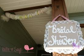 Bridal Shower Signs Photo Breakfast In Bed Bridal Image