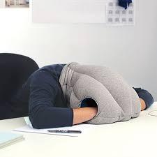 the power nap head pillow