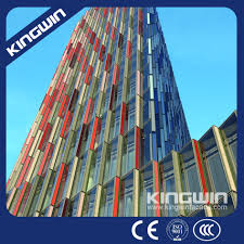 Curtain Wall Engineering Double Skin Curtain Wall Double Skin Curtain Wall Suppliers And