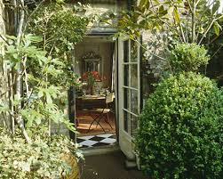 French Door Spa Design Ideas Private Outdoor Spa How To Turn Your Home Into A