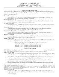 marketing resume exle marketing resume skills and abilities best market 2017